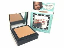benefit * Hello Flawless * Custom Powder Cover Up Hazelnut 0.25 oz Boxed