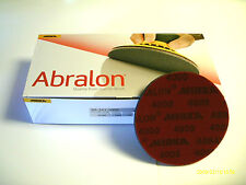 "20  6""  ABRALON PADS BRAND NEW 4000 GRIT - AUTHENTIC PADS BY MIRKA"