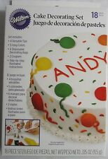 Wilton Industries Inc. 18 Piece Cake Decorating Set