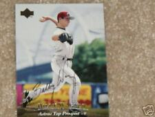 Billy Wagner  Autographed Upper Deck Minor lg Card*METS