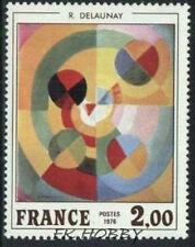 France 1976 Mi 1982 ** Painting Gemälde Peinture Art Malarstwo