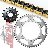 SunStar 520 XTG O-Ring Chain 14-42 T Sprocket Kit 43-2462 for Kawasaki