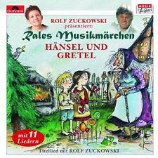 Rolf Zuckowski Hänsel+Gretel Rales Musikmärchen 1xCD Neu+in Folie#L2