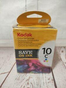 Kodak Genuine 10C Ink Cartridge - Coloured (420 Pages) Colour Ink Cart. 10C