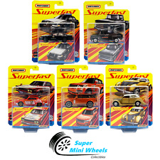 Matchbox 2020 SuperFast E Case Set 5 Cars