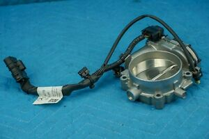 Mercedes GL550 4.6L Throttle Body w/ Cable 2013-2016 OEM
