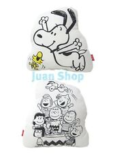 Peanuts Gang Snoopy Cushion Pillow