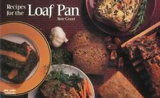 Recipes for the Loaf Pan (Nitty Gritty Cookbooks)-ExLibrary