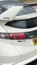 Honda Civic Fn2 Type R Mugen 200 Rear Badge Black OEM (metal) 🤫