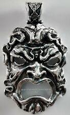 Ciondolo Maschera Argento Apotropaica Magna Grecia Collana Orecchini Silver Mask