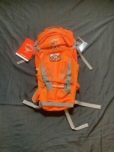 osprey hiking or hydration backpack