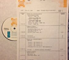 RADIO SHOW: 7/21/87 ATLANTA! TOMMY ROE, CLASSICS IV, BILLY JOE ROYAL,RAY STEVENS