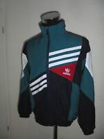 vintage 80`s ADIDAS Jacke Sportjacke Trainingsjacke 80er sport oldschool M