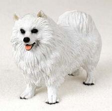 Samoyed Hand Painted Collectible Dog Figurine