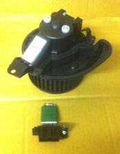 FIAT GRANDE PUNTO AND EVO HEATER BLOWER FAN MOTOR & NEW HEATER RESISTOR