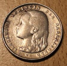 1 Gulden Niederlande 1892