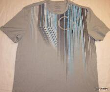 Calvin Klein T-shirt  Logo T Shirt Tank  Top Tee Blouse  NWT men Body Fit  M  CK