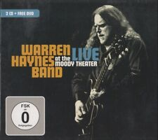 Warren Haynes Band  - Live at the Moody Theatre2 CD + 1 DVD Digipak NEU / OVP