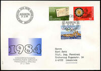 Switzerland 1984 Publicity Issue FDC First Day Cover #C20189