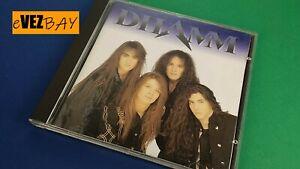 CD - DHAMM - Dhamm - EMI 1995 - MUSICA Metal Italiana Italiano Heavy omonimo