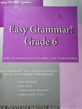 Eqsy Grammer: Grade 6