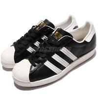 adidas Originals Superstar 80s Black White Men Classic Shoes Sneakers G61069
