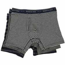 Kenneth Cole Reaction Boxer Briefs in Navy Voyager 6114 Size S