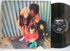 "Jimi Hendrix Band of Gypsys LP UK 1st press ""puppet"" 1970"