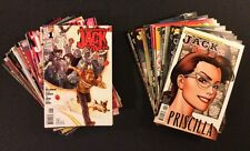 JACK OF FABLES #1 - 50 Comic Books FULL SERIES Fairy Tales Bill Willingham DC
