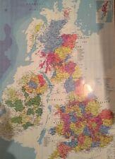 United Kingdom Wall/Poster Maps