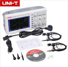 UNI-T UTD2052CEX Digital Storage Oscilloscope Scopemeter 50MHz 2 Channels 1GSa/s