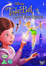 Tinker Bell and the Great Fairy Rescue Dvd New/Sealed