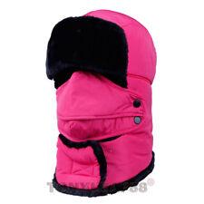 3979 Unisex Winter Fur Ushanka Trapper Hat Earflap Ski CapTrooper