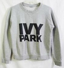 IVY PARK Heather Gray Sweatshirt