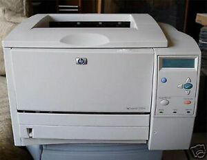 HP LaserJet 2300dn Workgroup Network Duplex Laser Printer Q2475A working!