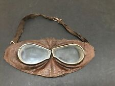 More details for ww1 royal flying corps goggle mask