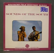 Alan Lomax Southern Folk Series Sounds Of the South Atlantic 1346 Stereo Insert