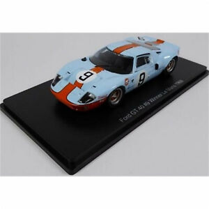 Ford GT 40 #9 Winner Le Mans 1968 gulf livery 1-43 new in case sealed pack Spark