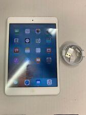 Apple iPad mini 1st Gen. 32GB, Wi-Fi, 7.9in - White & Silver - iOS 9.3.5