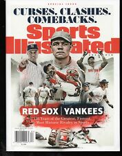 Sports Illustrated 2018 Boston Red Sox / New York Yankees Rivalry Special Issue