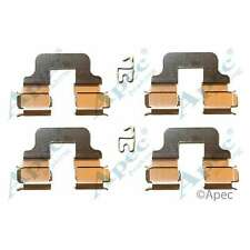 Fits Vauxhall Corsa MK2 1.3 CDTI 16V Genuine Apec Rear Brake Pad Fitting Kit