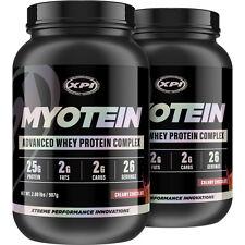 Myotein Protein Chocolate 2LB (2 Pack) - Best Whey Protein Powder