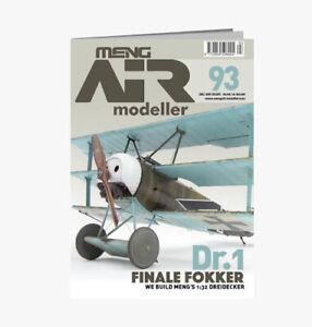 Meng AIR Modeller 93 Dec / Jan 2020: Dr.1 Finale Forker