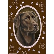 Paws Garden Flag - Chesapeake Bay Retriever 170701