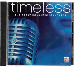 Time Life Timeless, The Great Romantic Normes, Artistes Divers, (2006) Neuf CD