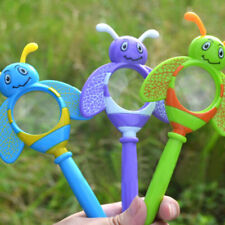 Kids Magnifier Learning Science Experiment Educational Toy Magnifier Toys Hot UK