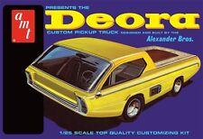 AMT Alexander Bros. 1967 Dodge Deora custom concept truck model kit 1/25