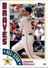 2019 Topps '84 Topps All Stars #84ASFF Freddie Freeman