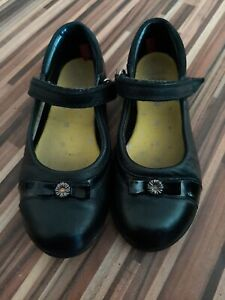 Clarks Girls Shoes Size 12G