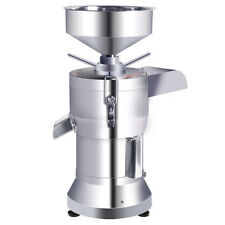 Stainless Steel Soybean Pulping Machine Soy Bean Grinding Milk Machine 220V